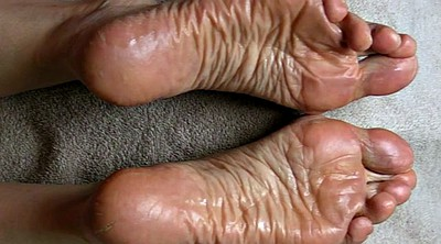 Sperm, Sole, Feet fetish