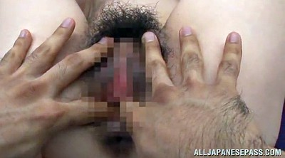 Asian creampie, Finger