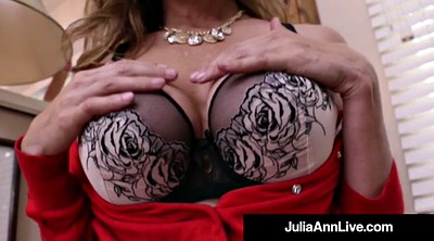 Julia ann, Big dick