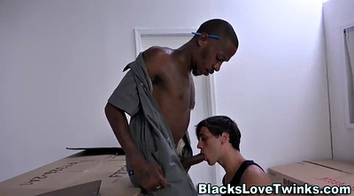 Twinks, Blacked anal