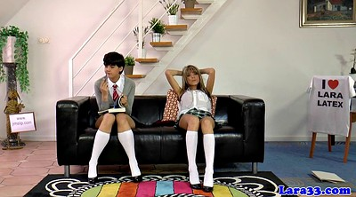 British, Schoolgirls, Schoolgirl spankings