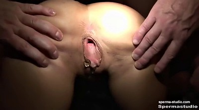 Gangbang creampie, Cum in mouth, Creampie gangbang, Group creampie