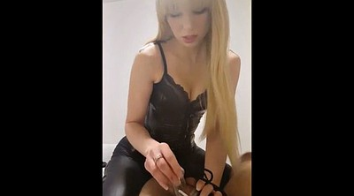 Mistress t, Chastity, Tease