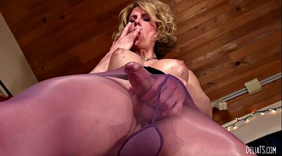 Shemale solo cumshot, Nylon pantyhose, Shemale solo, Trap, Pantyhoses, Trapped