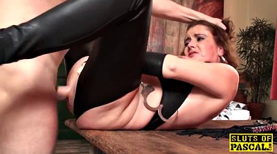British anal, Bound