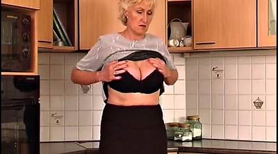 Granny mature, Big titts