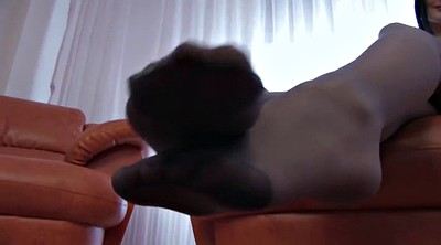 Foot tease, Pantyhose foot, Feet tease, Foot pantyhose