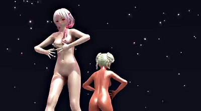 Mmd, Ass, Nice ass, Smooth