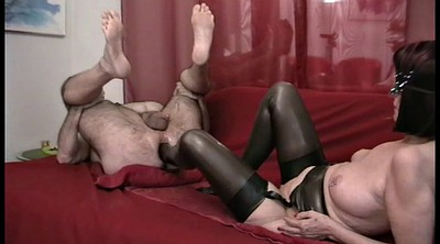 Stockings, Foot fist, Fist anal, Stocking foot, Stocking anal, Latex bdsm