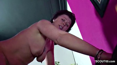 Seduce, Mature and young, Step mom and son, Son step, Son and mom, Mom fucks son