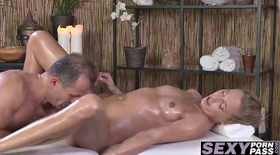 Cock massage, Big natural tits, Natural tits