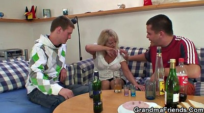 Mature sex party, Fuck granny