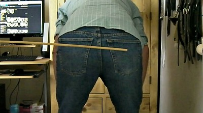 Caning, Spanks, Gay spanking, Caned