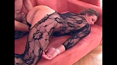 Old, Young boy, Young boy milf, Catsuit