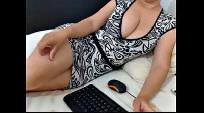 Big boobs webcam, Show