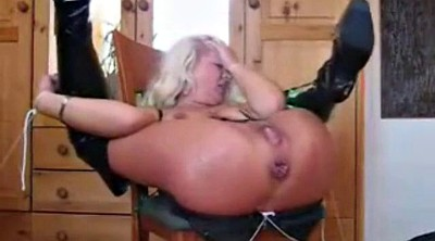 Fisted, Czech milf, Bdsm fisting