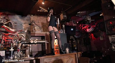 Bar, Jeny smith, Stage, Naked public