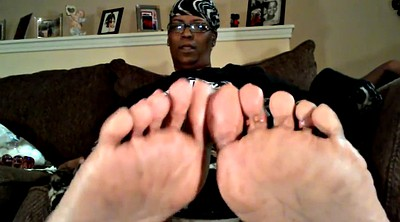 Pregnant, Black, Sole, Mature foot, Granny foot, Granny feet