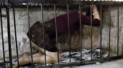 Chained, Caged, Cage