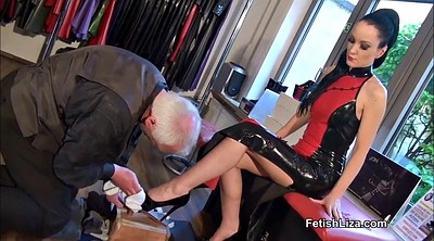 Heels, Polish, High heels fetish