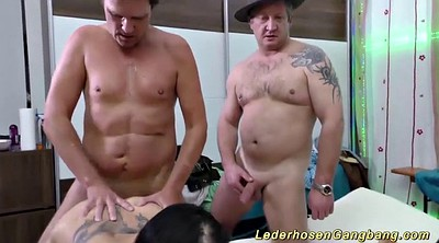 Busty gangbang, Party orgy, Flexible