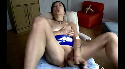 Asian granny, Asian mature, Granny masturbation, Webcam mature