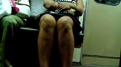 Upskirt, Flashing, Leg