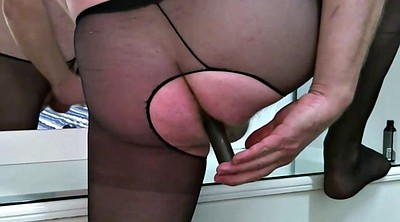 Accident, Tranny anal, Pantyhose anal