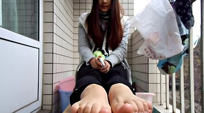 Chinese teen, Chinese foot, Chinese feet, Chinese a, Chinese fetish