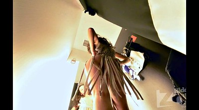 Spy, Sexy, Spy cam, Room, Changing