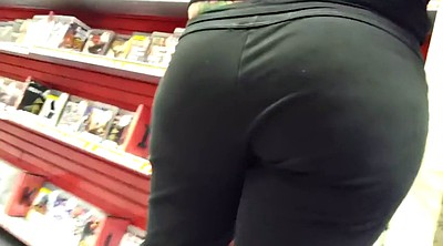 Upskirts, Yoga pants