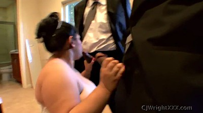 Bride, Wed, Interracial bbw