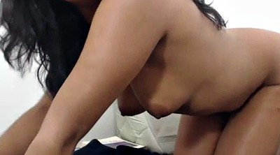 Young anal, Colombian