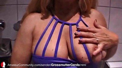 Housewife, Sexy granny