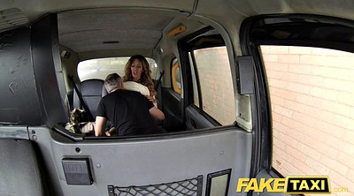 Taxi, Licking pussy
