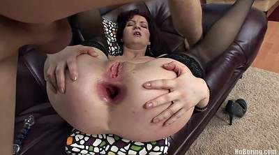 Missionary creampie, Russian creampie, Creampie close up