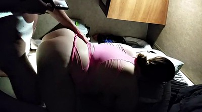 Wife fuck, Behind, Wife creampie
