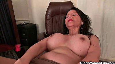 Nylons, Matures, Mature nylon
