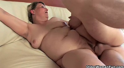 Grandma, Sex, Old couple, Fantasy, Granny orgasm, Chubby mature