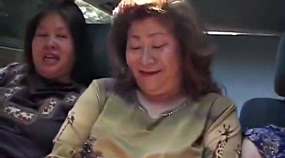 Granny asian, Asian orgy