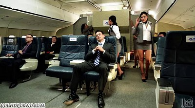 Japanese group, Flight, Flight attendant, Japanese feet, Feet sex, Asian group