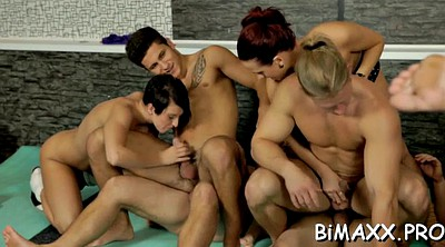 Bisexual anal, Strong, Bisexual orgy, Amateur anal