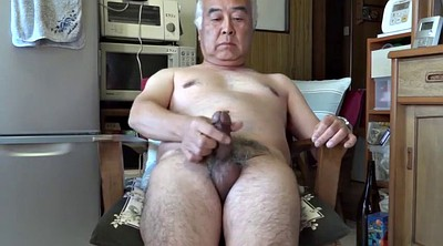 Dad, Asian masturbate, Japanese daddy, Japanese dad
