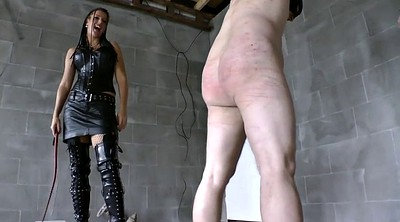 Whip, Female domination