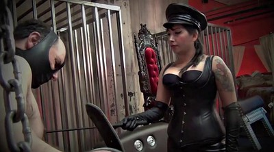 Slave, Squeezing, Mistress slave, Bdsm nipples