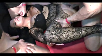 Gangbang creampie, Party creampie