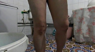 Neighbors, Cams, Shower voyeur, Shower hidden, Mature shower, Hidden shower