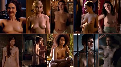 Big boobs, Game of thrones