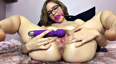 Hairy, Gagging, Toy