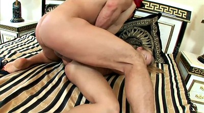 Nylon, Stockings milf, Bed, Milf bed, Stocking anal, Position